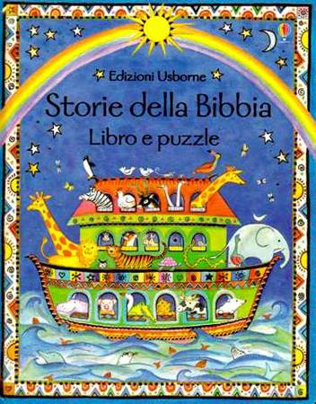 Storie della Bibbia - Libro e puzzle (Copertina rigida)