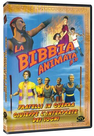 La bibbia animata in 3D vol. 3