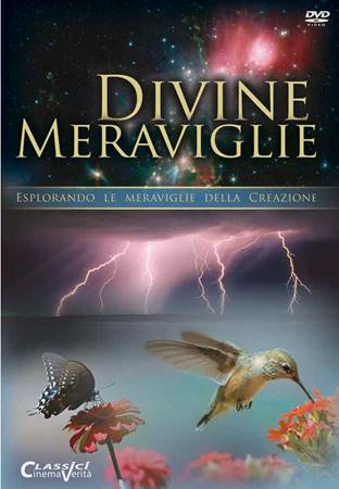 Divine meraviglie DVD - Esplorando le meraviglie della creazione