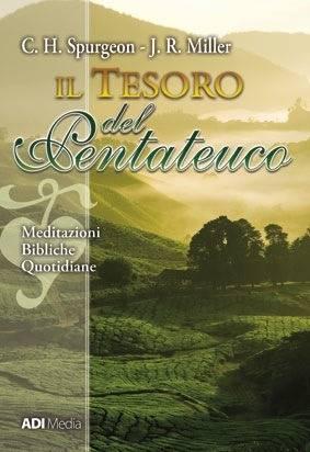 Il tesoro del Pentateuco - Meditazioni bibliche quotidiane (Brossura)