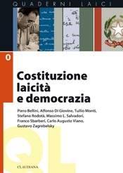 Costituzione, laicità e democrazia (Brossura)