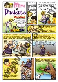 Mimì e Paolotto - Zaccheo - 100 opuscoli