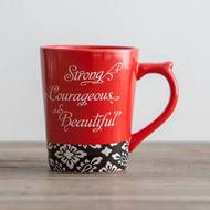 Tazza Strong and Beautiful