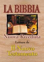 Il Nuovo Testamento - Lettura della Bibbia - Compact Disc