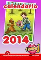 Calendario Fionda J 2014