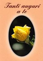 Tanti auguri a te - Libretto di auguri (05D 121)