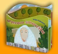 La pecora smarrita - Libro da toccare