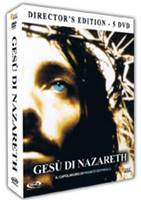 Gesù di Nazareth Cofanetto Deluxe 5 DVD