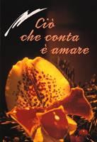 Ciò che conta è amare - Libretto di auguri (05D 22)