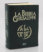 La Bibbia di Gerusalemme in plastica con cofanetto