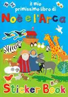 Noè e l'arca - Libro illustrato con adesivi