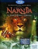 Il leone la strega e l'armadio - Blu-ray Disc - 2 dischi film + videogioco