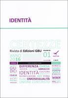 Identità CERTEZZE Vol. 2