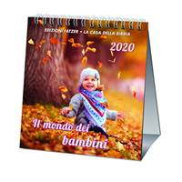 Calendario Il mondo dei bambini 2018 - Calendario da tavolo