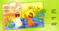La vita di Gesù - Libro attivo per bambini