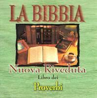 Libro dei Proverbi - Lettura della Bibbia - Compact Disc - formato Audio