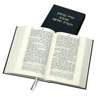 Bibbia in Ebraico Antico e Nuovo Testamento