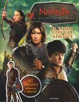 Narnia - Il principe Caspian con 42 adesivi attacca e stacca!