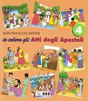 Io coloro gli Atti degli Apostoli - 4