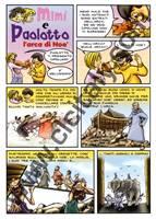 Mimì e Paolotto - L'arca di Noè - 100 opuscoli