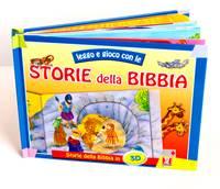 Leggo e gioco con le storie della Bibbia