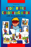 Kids' Bible coloring book