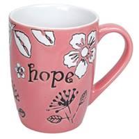 Tazza Rosa - Hope (Scatola)