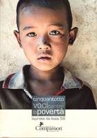 Cinquantotto voci contro la povertà ispirate da Isaia 58 (Brossura)