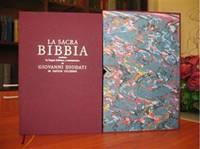 Bibbia Diodati da Pulpito Edizione del 1641 con note di Giovanni Diodati