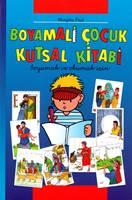 Boymali çocuk kutsal kitabi - Bibbia da colorare per i bambini in Turco