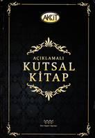 Bibbia da Studio NIV in Turco (Copertina rigida)
