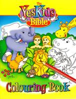 Yes Kids Bible Colouring Book