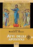 Atti degli apostoli (Traduzione Interlineare Greco-Italiano) (Brossura)