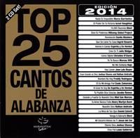 Top 25 Cantos de Alabanza Edición 2014