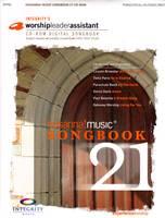 Hosanna! music songbook 21