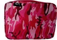 Copribibbia Bubble Medio colore rosa (Stoffa)