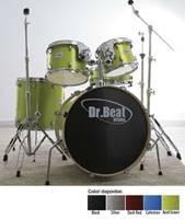 Batteria Beat Two Set - 5 pezzi [Strumento musicale]