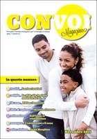 Rivista Con voi Magazine - Novembre 2015
