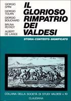 Il glorioso rimpatrio dei Valdesi