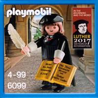 Playmobil Martin Luther - 500° Anniversario della Riforma
