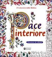 Pace interiore - Miniature da colorare per adulti (Brossura)