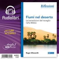 Fiumi nel deserto Audiolibro lettura integrale