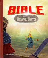 Bible stories for brave boys (Copertina rigida)