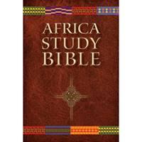 NLT Africa Study Bible (Copertina rigida)