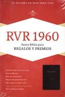 Biblia Holman Regalos y Premios Negra (Similpelle)