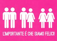 Gender - Confezione da 100 opuscoli (Cartoncino)