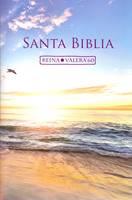 Biblia Económica RVR60 Unidad Playa (Brossura) [Bibbia Grande]