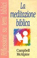 La meditazione biblica