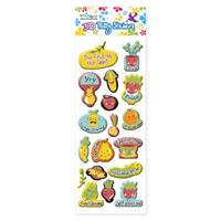 Puffy Stickers Fruit of the Spirit Series