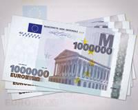 1 Milione di Euro - Confezione da 100 opuscoli (Cartoncino)